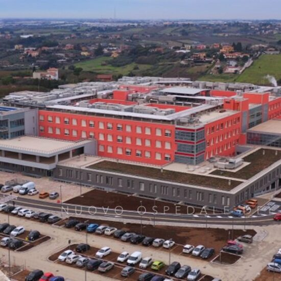 Nuovo Ospedale dei Castelli