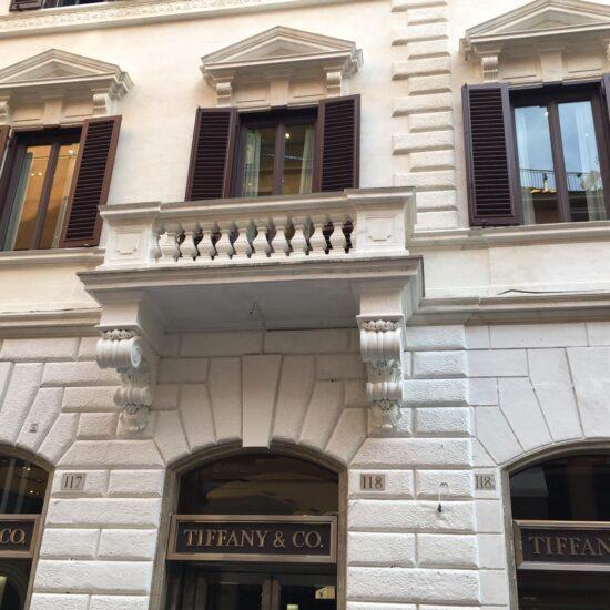 RESIDENZE ALBERGHIERE DI LUSSO VIA DEL BABUINO ROMA